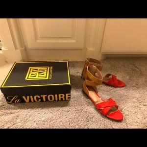 Shoes - La Victoire sandals